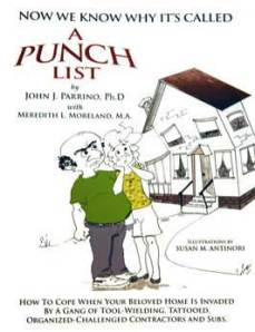 Now We Know Why It's Called a Punch List